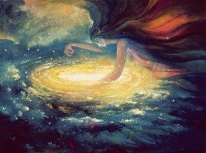 Divine Play by freydoon rassouli
