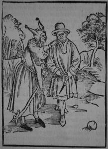 Tempter Fool by Albrecht Durer.